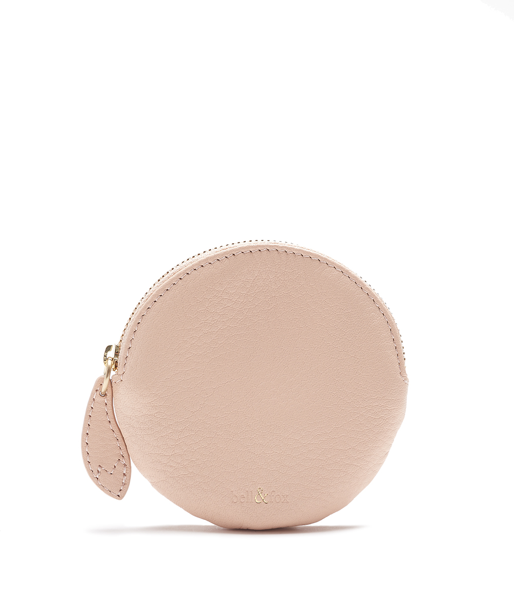 Bell & Fox - Coin Purse Powder- £39  www.bellandfox.com